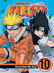 Naruto: Vol. 10: Surviving the Cut