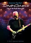 David Gilmour: Remember That Night: Live at the Royal Albert Hall (2007)