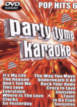 Party Tyme Karaoke: Pop Hits 6