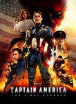 Captain America: The First Avenger box art
