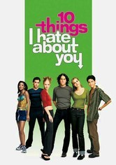 Rent 10 Things I Hate About You on DVD
