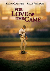 Rent For Love of the Game on DVD