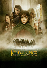 Rent Lord of the Rings: Fellowship of the Ring on DVD