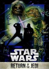 Rent Star Wars: Episode VI: Return of the Jedi on DVD