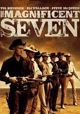 Rent The Magnificent Seven on DVD