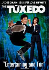 Rent The Tuxedo on DVD
