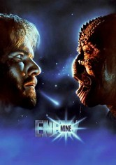 Rent Enemy Mine on DVD