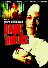 Rent Dark Habits on DVD