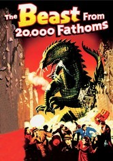 Rent The Beast from 20,000 Fathoms on DVD
