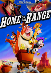 Rent Home on the Range on DVD