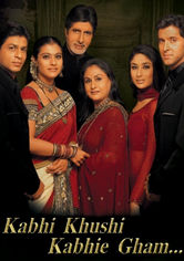 Rent Kabhi Khushi Kabhie Gham on DVD
