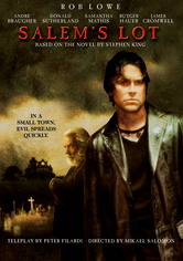 Rent Salem's Lot on DVD