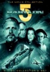 Rent Babylon 5: The Gathering on DVD