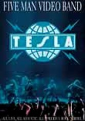 Rent Tesla: Five Man Video Band on DVD