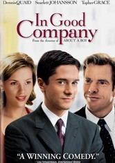 Rent In Good Company on DVD