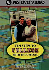 Rent Ten Steps to College with the Greenes on DVD