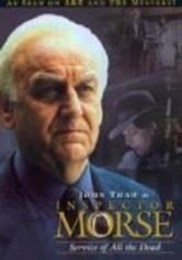 Rent Inspector Morse 3: Service of All the Dead on DVD