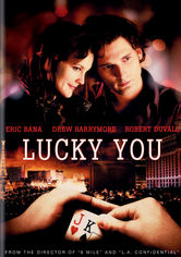 Rent Lucky You on DVD