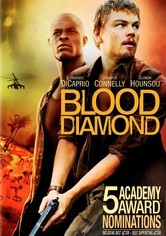 Rent Blood Diamond on DVD
