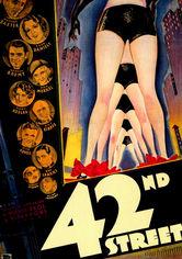 Rent 42nd Street on DVD