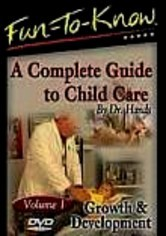 Rent A Complete Guide to Child Care: Vol. 1 on DVD