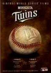 Rent Minnesota Twins Vintage World Series Film on DVD