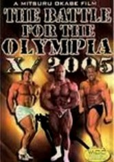 Rent The Battle for the Olympia X: 2005 on DVD