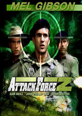 Rent Attack Force Z on DVD