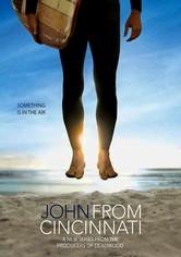 Rent John from Cincinnati: Season 1 on DVD