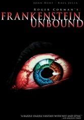 Rent Frankenstein Unbound on DVD