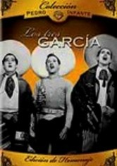 Rent Coleccion Pedro Infante: Los Tres Garcia on DVD