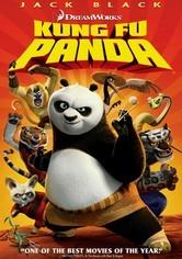 Rent Kung Fu Panda on DVD