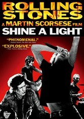 Rent Shine a Light on DVD