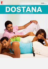 Rent Dostana on DVD