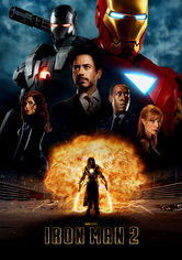 Rent Iron Man 2 on DVD