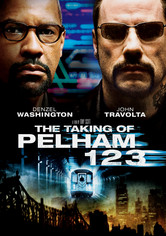 Rent The Taking of Pelham 123 on DVD