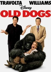 Rent Old Dogs on DVD