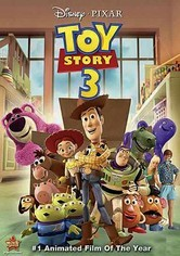 Rent Toy Story 3 on DVD