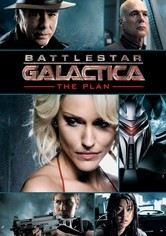 Rent Battlestar Galactica: The Plan on DVD