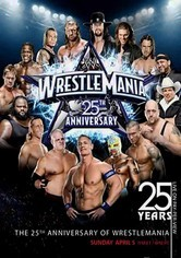 Rent WWE: Wrestlemania 25 on DVD