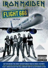 Rent Iron Maiden: Flight 666 on DVD