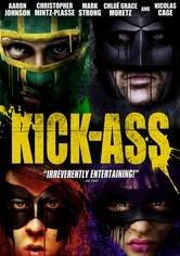 Rent Kick-Ass on DVD