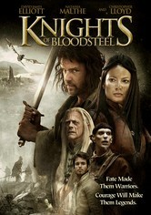 Rent Knights of Bloodsteel on DVD