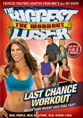 Rent The Biggest Loser: Last Chance Workout on DVD