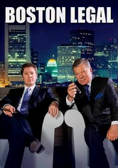 Rent Boston Legal on DVD