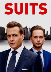 Rent Suits on DVD