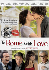 Rent To Rome with Love on DVD