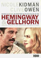 Rent Hemingway & Gellhorn on DVD