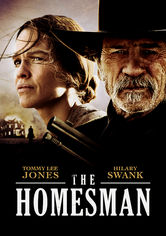 Rent The Homesman on DVD