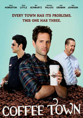 Rent Coffee Town on DVD